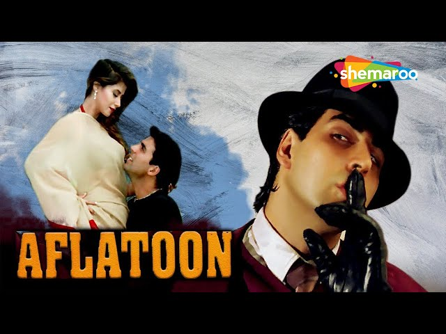 Aflatoon (HD) - Hindi Full Movie - Akshay Kumar | Urmila Matondkar - Popular 90's Comedy Movie