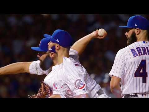 Cachorros de Chicago ganan lucha de jonrones contra Dodgers