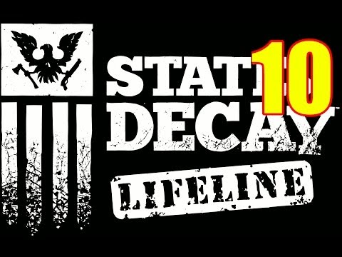 State of Decay:Lifeline ninja soldier rescue 10/17