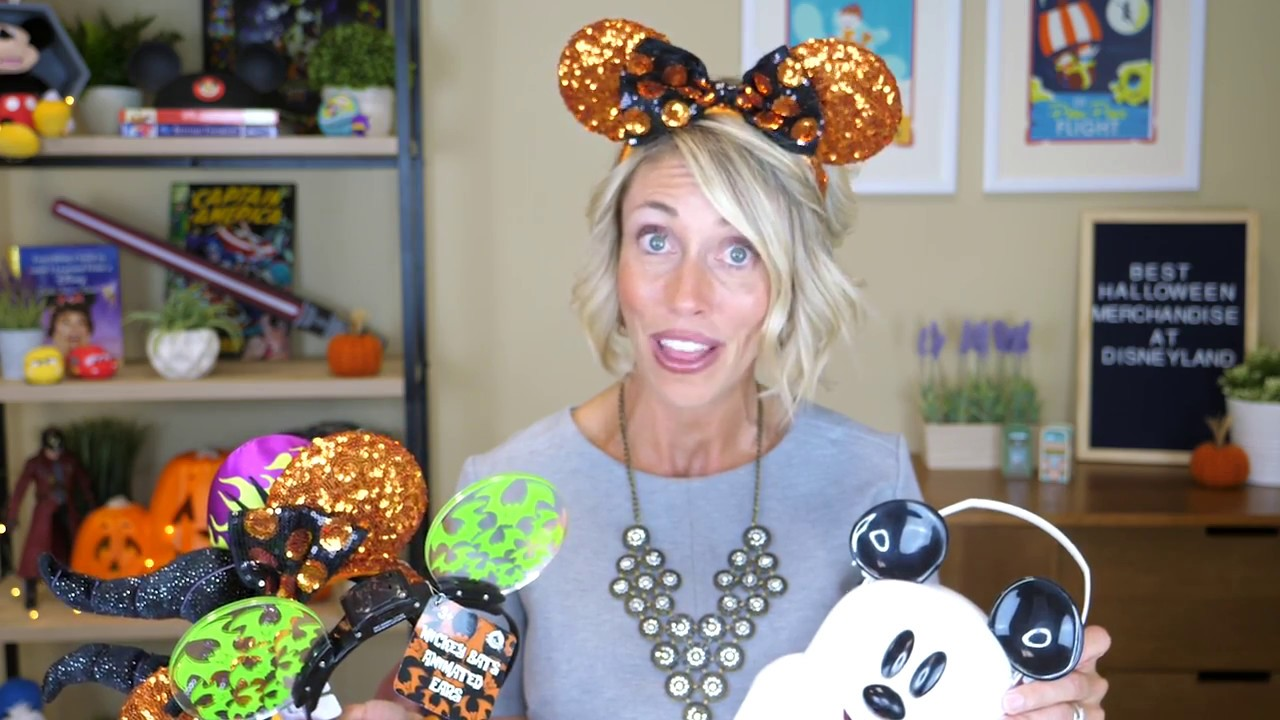 best 2017 disneyland halloween time merchandise get away today