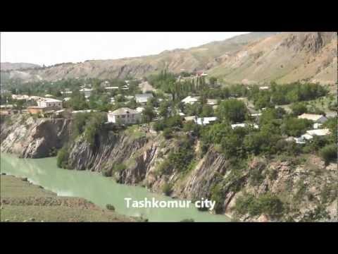 Kyrgyzstan by bike