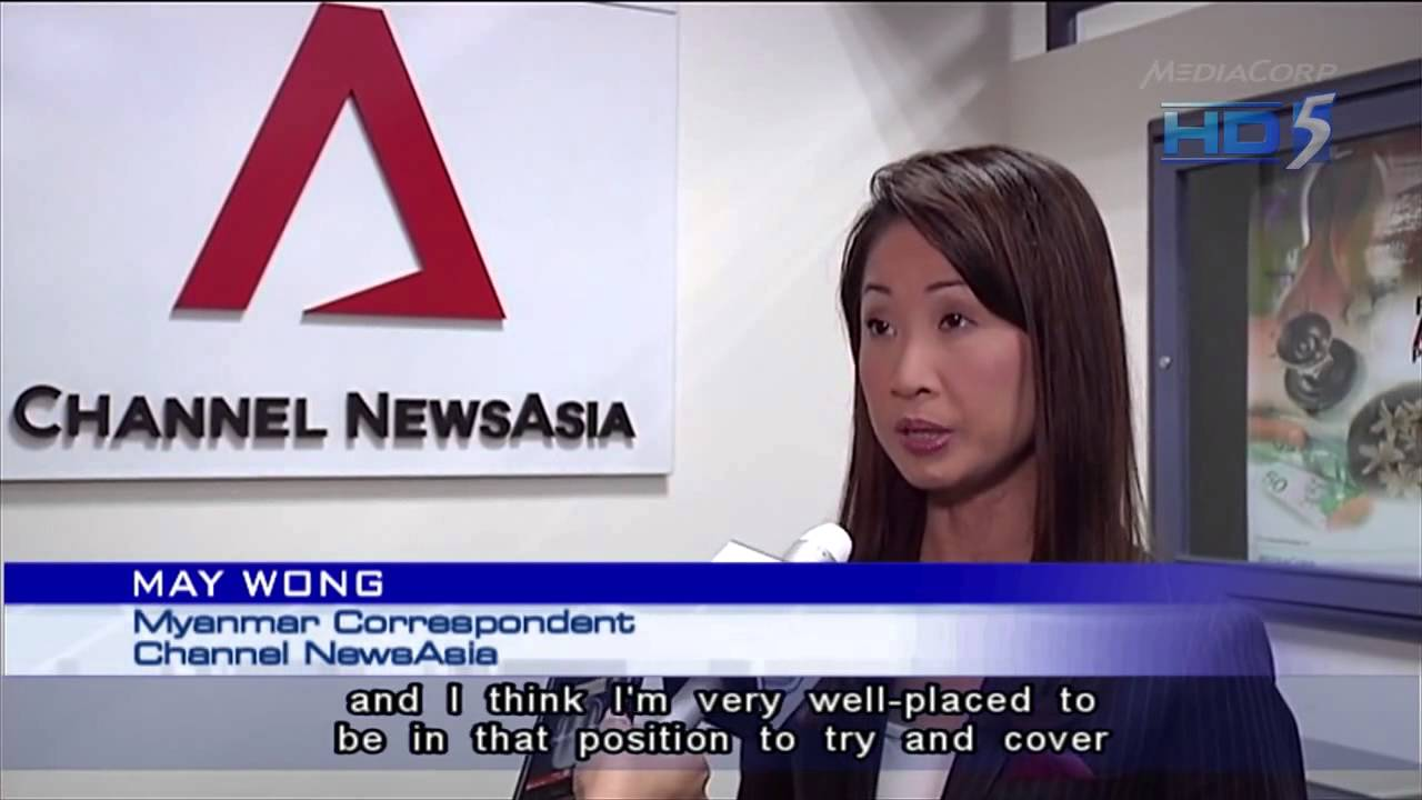 Asian news channel singapore