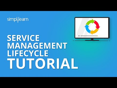 Service Management Lifecycle Tutorial | ITIL Foundation Training