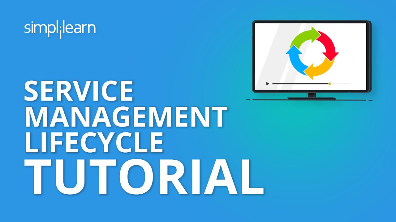 Service Management Lifecycle Tutorial Itil Foundation Training