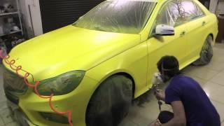 Покраска автомобиля своими руками, в гараже, как покрасить автомобиль(Сайт - http://pokrasimavtosami.ru читайте статьи про покраску, подготовку и ремонт кузова. Правильная покраска автомоби..., 2014-06-17T15:58:44.000Z)