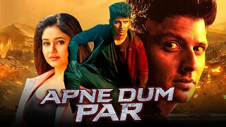Apne Dum Par (Thenavettu) Tamil Hindi Dubbed Movie | Jiiva, Poonam Bajwa
