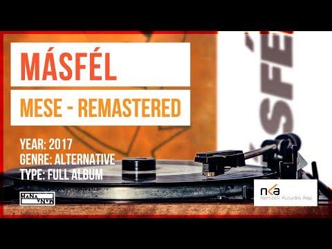 Másfél - Mese (Remastered) - (FULL ALBUM)