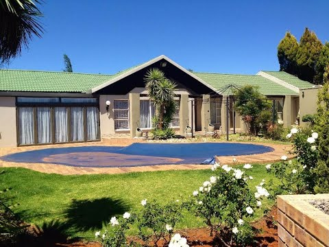 4 Bedroom House for sale in Free State | Bloemfontein | Helicon Heights | 22 Castalia S |