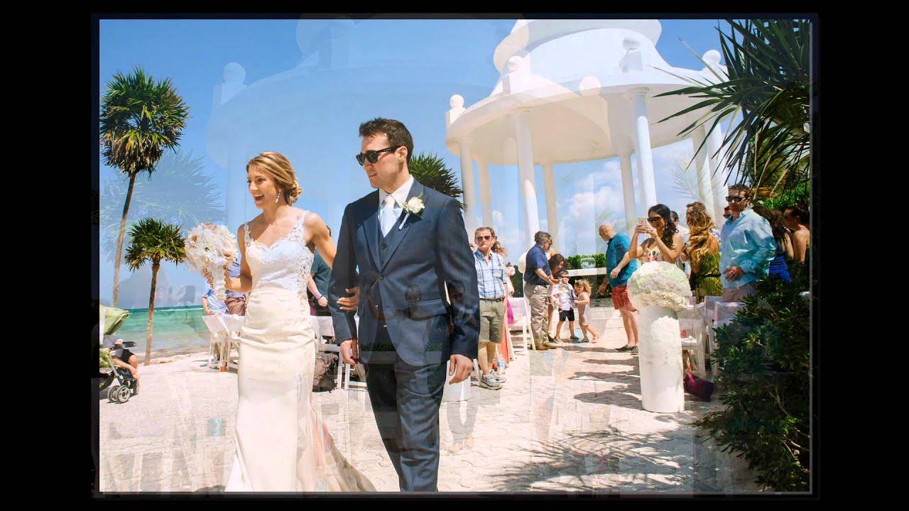 Wedding Grand Palladium Riviera Maya Kayla Al