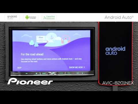 How To - Android Auto on Pioneer NEX Receivers 2017
