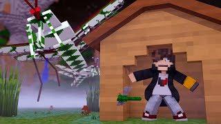 Minecraft: DESAFIO DA BASE 100% SEGURA CONTRA MEGAS INSETO GIGANTE ‹ JUAUM ›