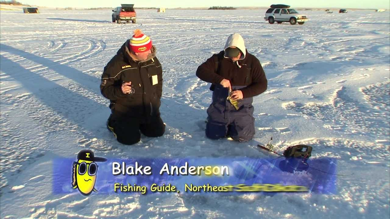Fishing The Midwest With Bob Jensen 2013 Episode 6