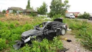 Подборка аварий на видеорегистратор 159 - Car Crash compilation 159 [18+]