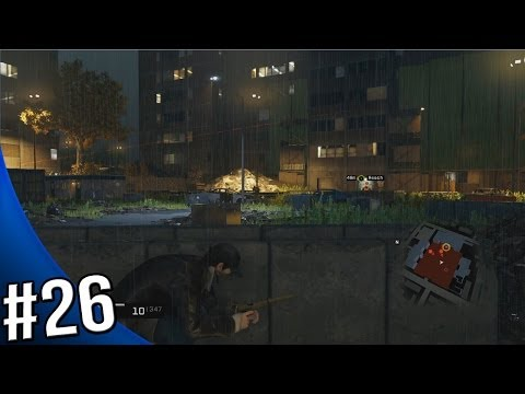 Watch Dogs Walkthrough Part 26 Gameplay Let's Play - Assault on Iraq