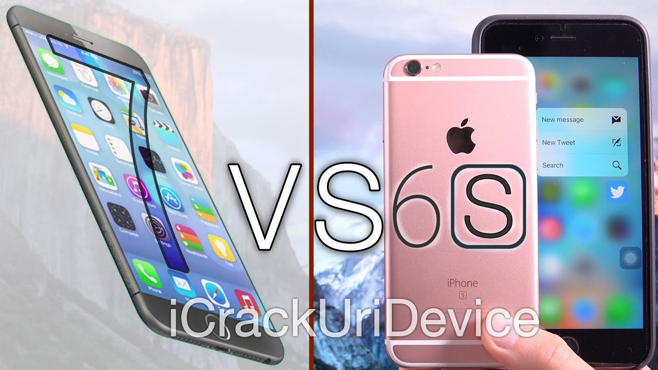 Home Button Iphone 6s Vs Iphone 6