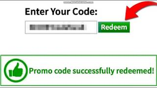 *DECEMBER* ALL WORKING PROMO CODES ON ROBLOX 2018| ROBLOX PROMO CODE (NOT EXPIRED)