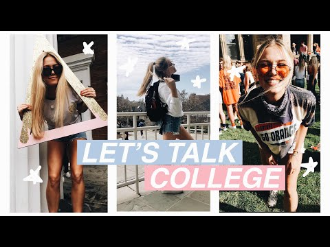 Everything You Need to Know About Being in College | College Advice 101 | Margot Lee