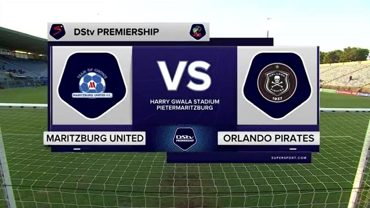 Download DStv Premiership | Maritzburg United v Orlando Pirates | Highlights