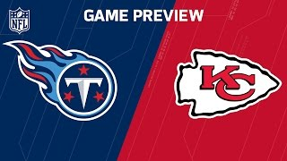 Titans vs. Chiefs | Offensive Line vs. Defensive Line | Move the Sticks | NFL Week 15 Previews