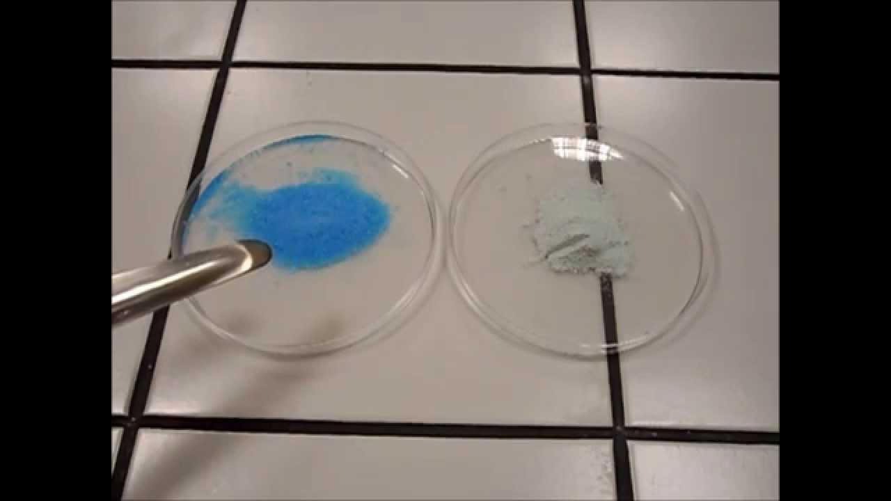 Test d 39 identification de l 39 eau youtube for Test de durete de l eau