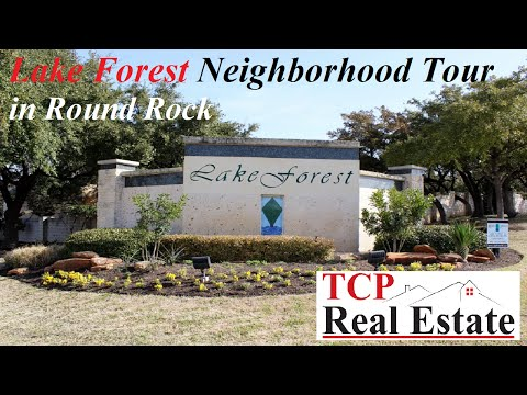 Lake Forest Neighborhood Profile In Round Rock TX