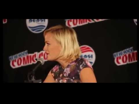 The Final Girls Panel  New York Comic Con '15 With Malin Ankerman & Todd StraussSchulson