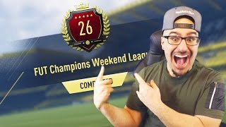 MY TOP 100 MONTHLY REWARDS FUT CHAMPIONS! FIFA 17 Pack Opening