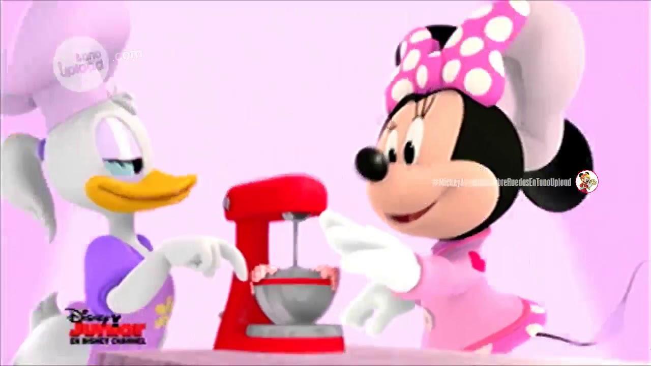 Minnie aventuras sobre ruedas feliz cumpleanos