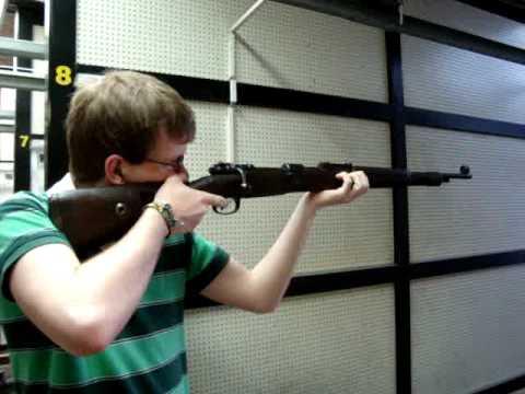 Mauser K98k 1943 BCD made