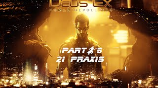 Deus ex human revolution DC  gameplay guide ghost &  Infinite Exp / Praxis Glitch
