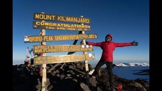 Vlog da Faísca - Kilimanjaro 2018