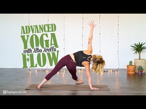Advanced Vinyasa Yoga Flow (Free Class)