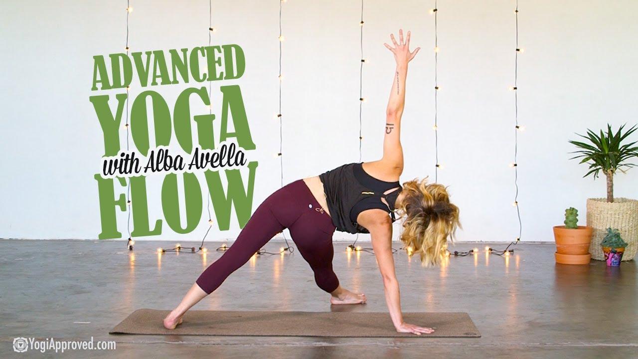 Advanced Vinyasa Yoga Flow Free Class