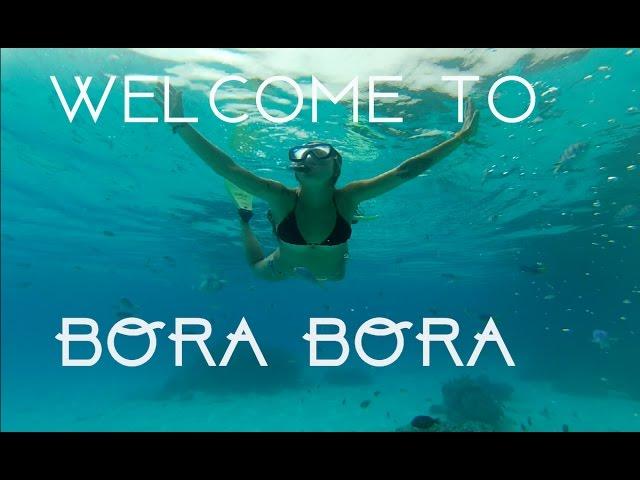 Bora Bora Travel - GoPro
