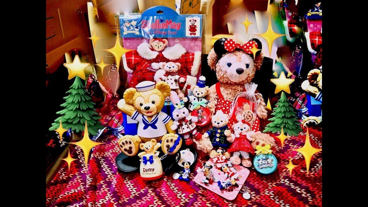 2018xmas】ディズニー グッズ購入品紹介❗ クリスマスディズニー