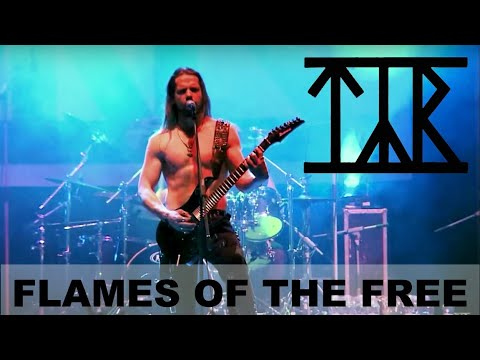 Týr  - Flames Of The Free (Official Video)