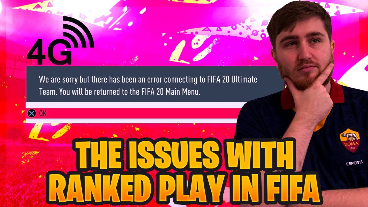 EVERYTHING WRONG WITH RANKED PLAY IN FIFA! WHAT NEEDS TO CHANGE IN FUT CHAMPS, RIVALS AND REWARDS!