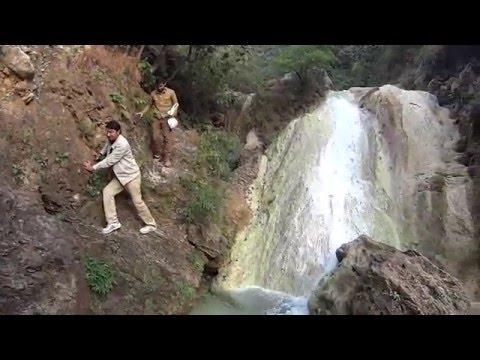 Barootee Water Fall, Margallah Hills