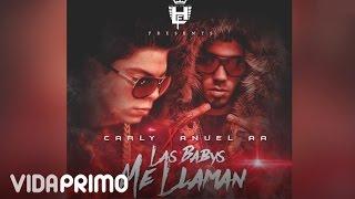 Anuel AA - Las Babys Me Llaman [Official Audio]