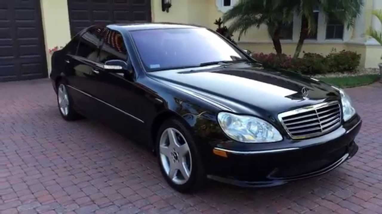 Sold 2004 mercedes benz s500 sport for sale by autohaus for Mercedes benz 2002 s500 for sale