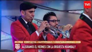 "Orquesta Huambaly "" La Blusa Azul : el Lechero"""
