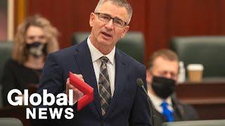 Alberta forecasts $18.2 billion deficit in new budget