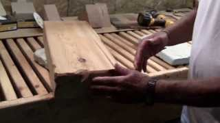 Timber Mantels - Sculpting Wood Fireplace Mantels