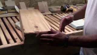 Timber Mantels - Sculpting Wood Fireplace Mantels