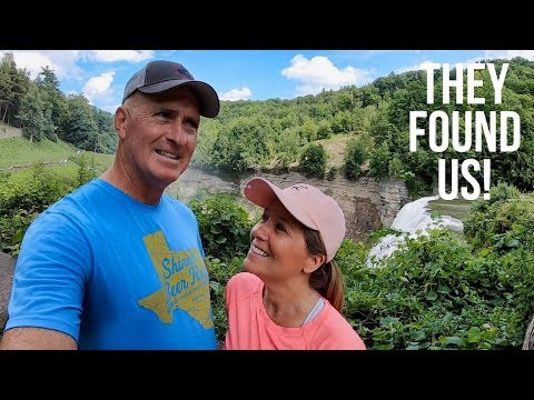 They Found Us! - Full TIme RV Living