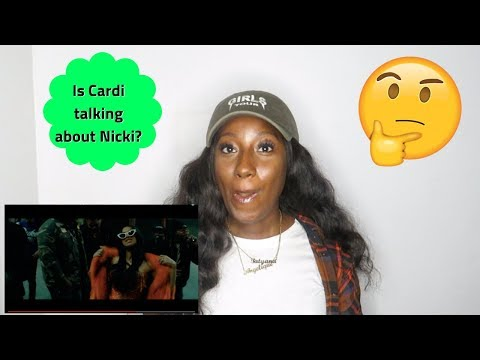 Pardison Fontaine Ft Cardi B Back it up Reaction