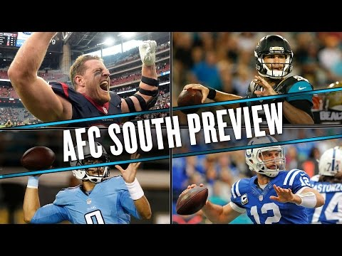 AFC South Preview: Riding the Jagwagon all the way to 8 wins | Uffsides