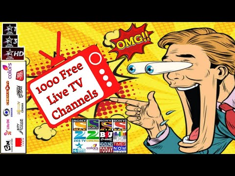Without Internet Watching 1000 Free Live Tv Channel On Android Mobile