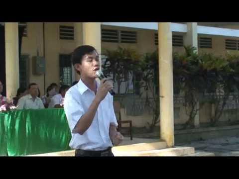 Lễ ra trường THPT Châu Thành 2 ĐT_ 2009_p1
