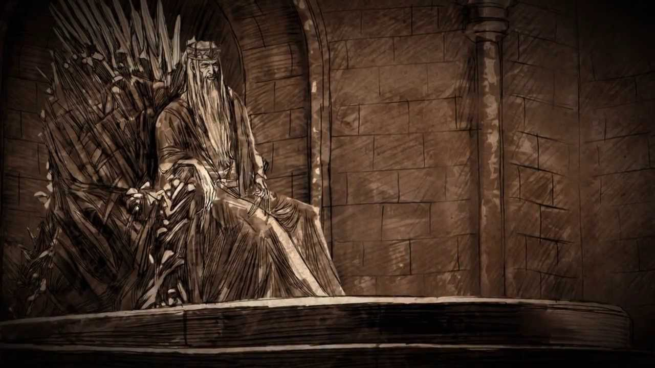 Download Game of Thrones - History and Lore - Mad King Aerys (House Baratheon)